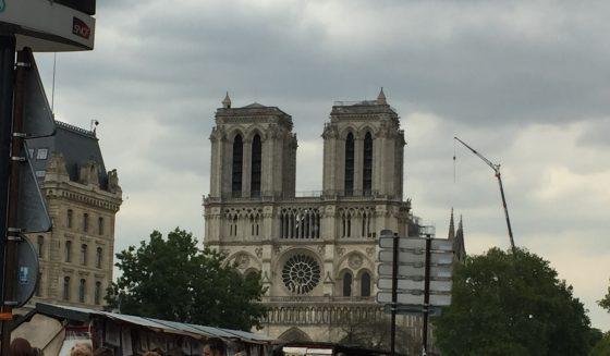 Notre Dame de Paris tourisme