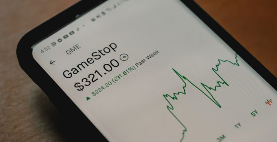 GameStop actions bourse